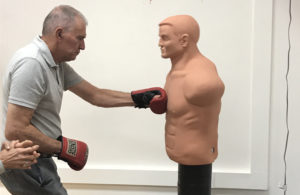 Boxing Fitness for Parkinsons-YMCA Quincy, IL
