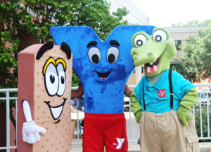 Quincy, IL Mascots-YMCA